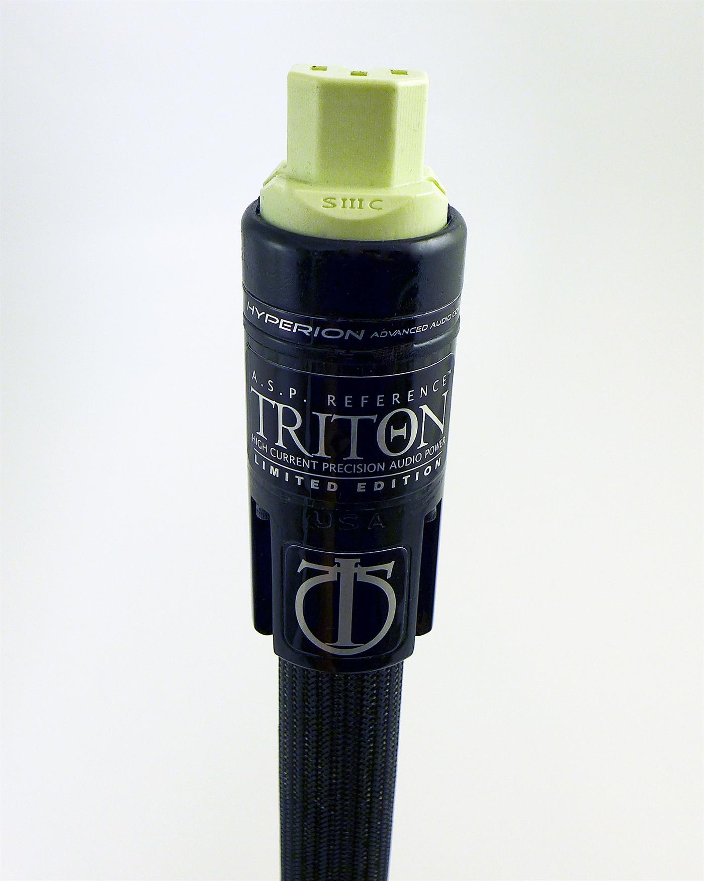Stage III Concepts Triton Power Cable Singularity Audio UK
