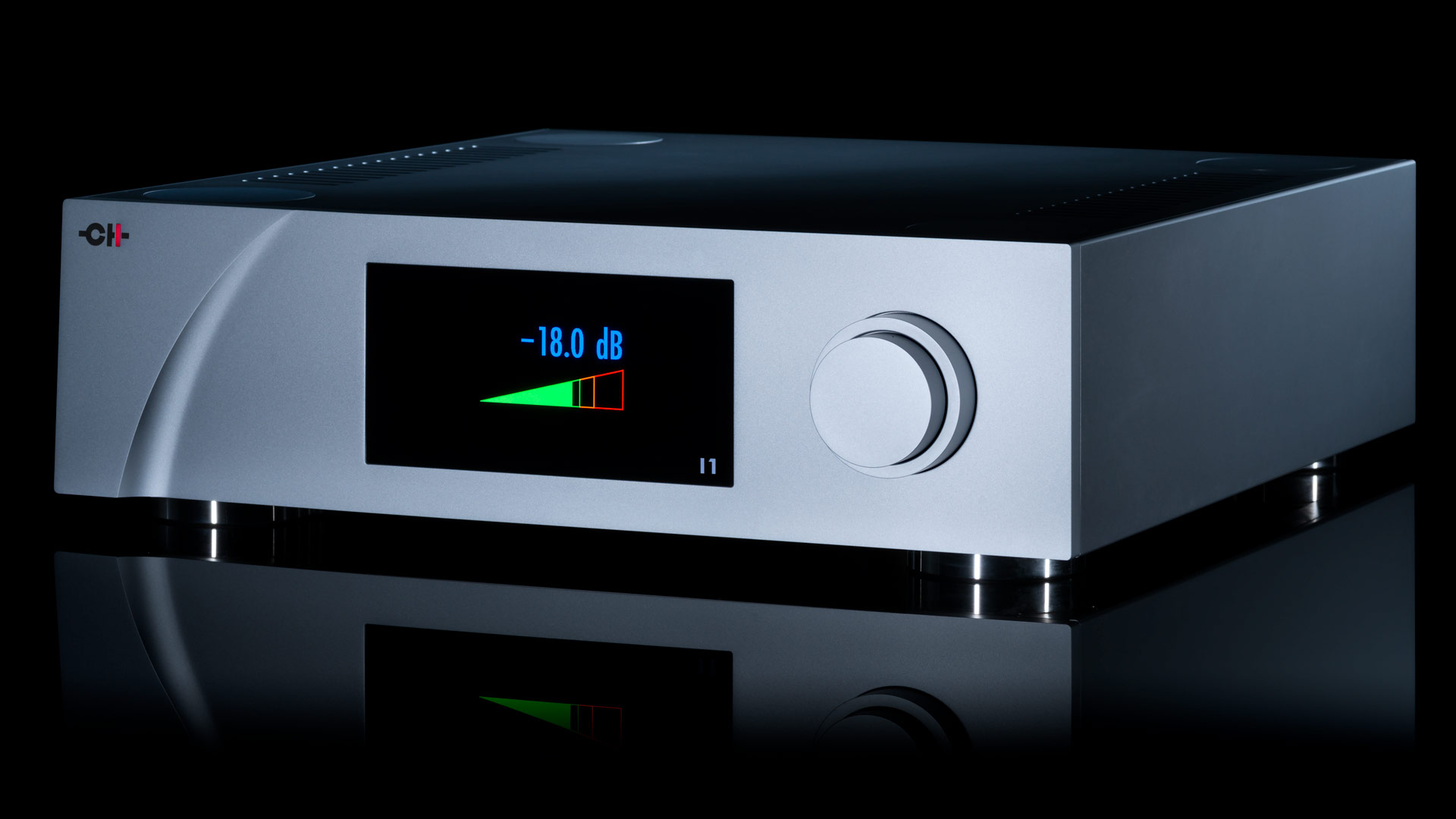 REVIEW: CH Precision I1 Integrated Amplifier ~ Enjoy The Music